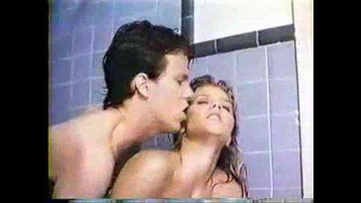 Ginger Lynn s Steamy Shower