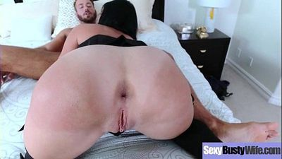 (Veronica Avluv) Slut Milf With Round Big Boobs Nailed Hard On Cam clip-30