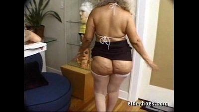 成熟した Milf 老婆 に kinky ハードコア 性別 行動 - 56 sec