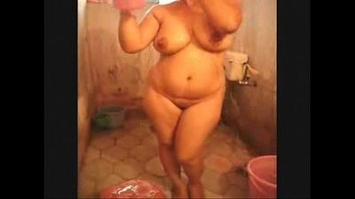 horny indian slut seema bhabhi in bath naked - 1 min 23 sec