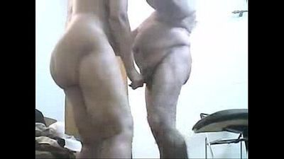 Mum and daddy having fun. Hidden cam - 1 min 30 sec