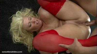 Chubby Head Nurse Zoey Andrews Takes Cock Deep in Her Ass - 2 min