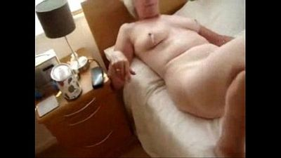 Stolen video of my kinky old mum with daddy - 2 min