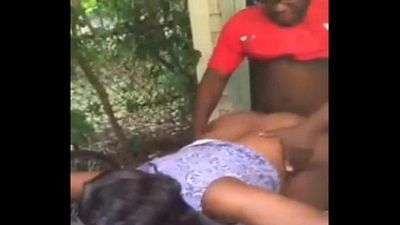 Dude smashes a grandma at a family cookout! - 39 sec