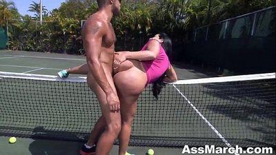 Kiara Mia Needs Big Ass Cock - 7 min