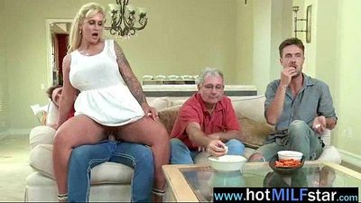 (ryan conner) Sexy Horny Milf Ride Huge Monster Cock Stud video-28 - 7 min