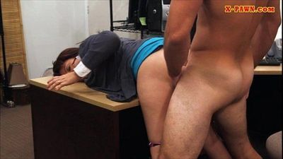 Busty Milf fucked to earn extra money to bail out her hubby - 6 min