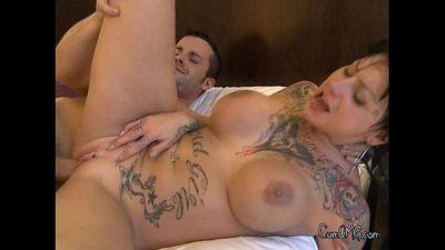 Spooning Jenny roughly like a slut6.wm - 5 min HD