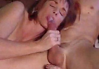 Homemade amateur wife blowjob - 2 min