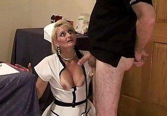Nurse Gape mature anal whore nurse cosplayHD