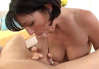 kinky MILF craving for cock