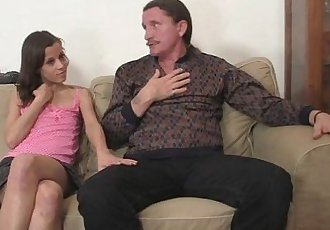 My slut involves my step parents into threesome fucking - 6 min