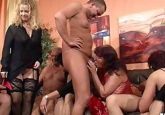 German milfs suck and fuck dicksHD