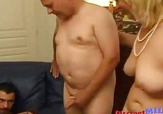 Swingers Ass Fucking and Squirting - 9 min