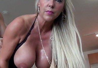 Wifey Swallows A Strangers Cum - 5 min HD
