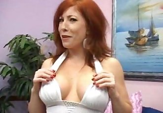 Sold my dick to a redhead milf