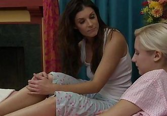 India Summer and Odette Delacroix - 6 min HD
