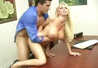 Nikki Benz Facialized! - 3 min