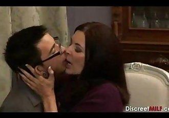 Mature Hot Mother Fucking Young Stud