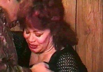 Big Busty Vintage Porn Babe Fucks For Love