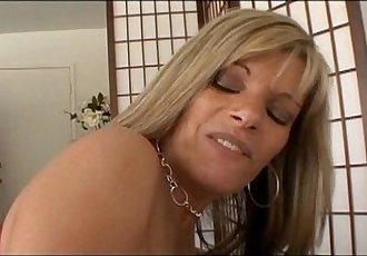 Lonely blonde milfs going wild at each others pussies