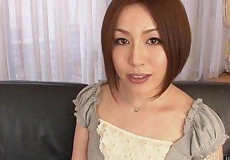 41Ticket - Hiromi Tominaga, Erotic Japanese MILF (Uncensored JAV) - 5 min HD