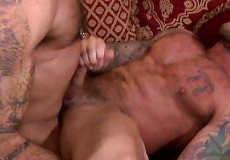 Gay bear Alessio Romero fucking ex partnerHD