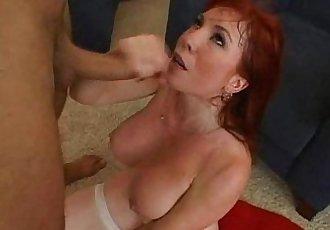 Mom Eats Sperm! - 3 min