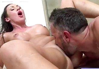 Busty Milf Get Hardcore Sex On Camera vid-30