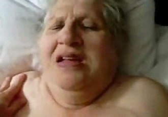 Stolen video of my old fat mom with daddy - 2 min