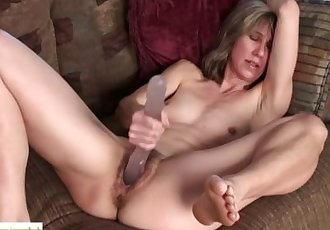 Wife Olive Jones Fucking Big Toy