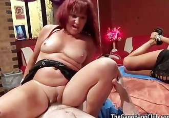 Mature amateur orgy homemade compilation