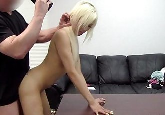 DEAF GIRL CASTING - 10 min HD
