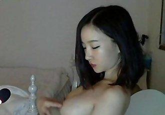 Korean Webcam Nurse Cosplay - 41 min