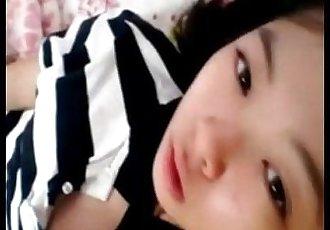 热 亚洲 女孩 手淫 她自己 上 网络摄像头 更多 上 camsnet - 6 min
