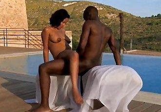 非洲 性愛 風格 室外 - 12 min hd