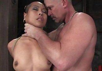 亚洲 肛门 对于 主 - 5 min