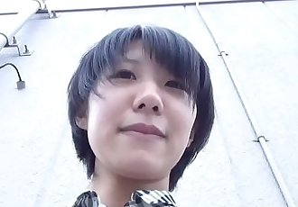 Japanese babe spread lips - 10 min