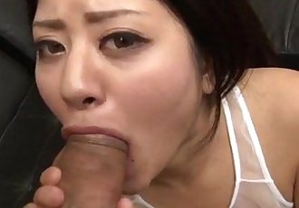 Mind blowing oral sensations with Konatsu Hinata - 12 min