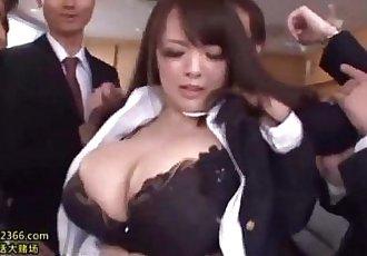 瞳 田中 彈跳 奶 匯編 - 7 min
