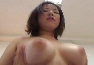 Big tit amateur riding cock - 6 min