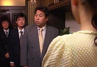 放蕩 亞洲 妻子 得到 撞 一旦 的 丈夫 葉 - 57 sec