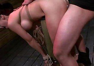 绑 起来 和 弯曲 在 一个 后 贝贝 大约 搞砸 - 6 min