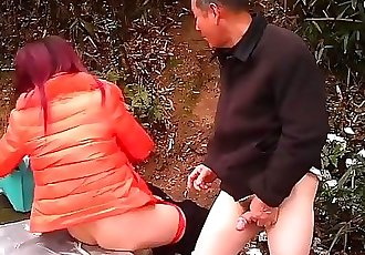 Chinese Daddy Forest 41