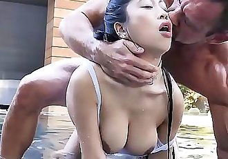 Big Tits Asian Fucked By Muscle Swim Instructor 7 min 720p