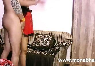 Mona Bhabhi Juicy Hardcore Indian Sex