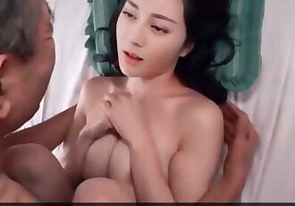 Ai换脸:迪丽热巴 老年人青壮年通吃