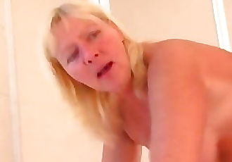 RUSSIAN MOM 15 mature with a young man