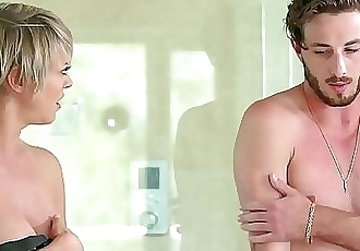OMG, My Friends Mom is a Nuru MasseuseDee Williams and Lucas Frost 6 min HD+