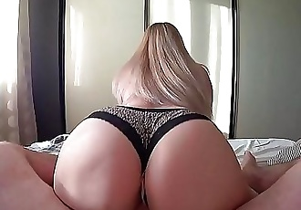 Young girl with big ass loves hot fuck 11 min 1080p